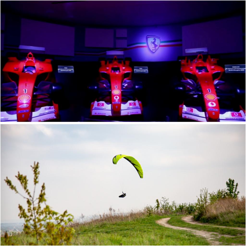 Fly+ Sogno Ferrari 4 giorni